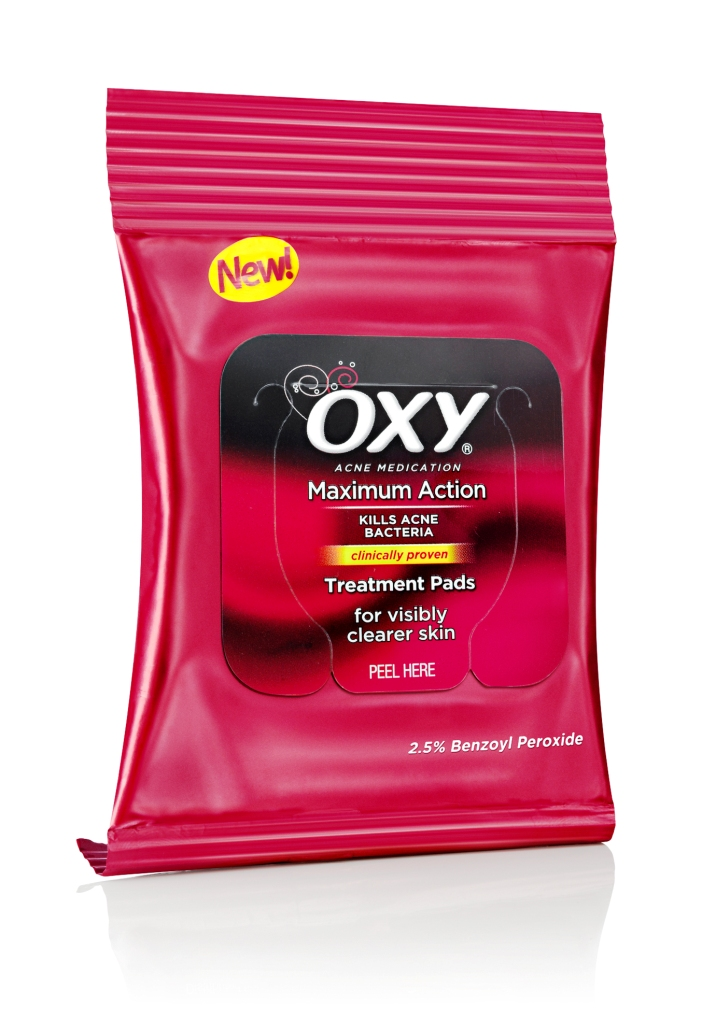 Add OXY® Maximum Action Treatment Pads to Your Summer Packing List