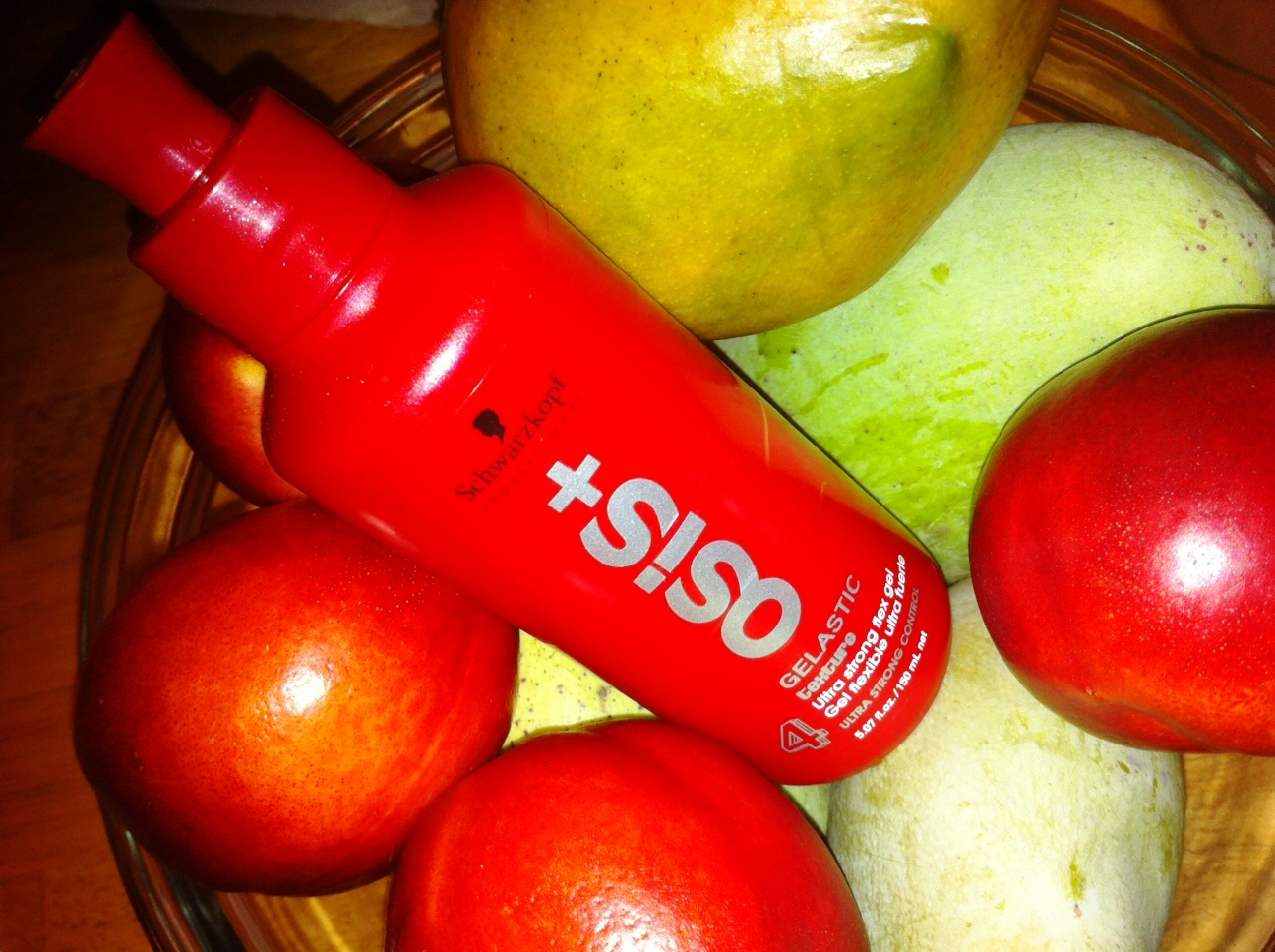 Health & Beauty Review: Schwarzkopf Professional OSiS+ Gelastic Ultra Strong Flex Gel
