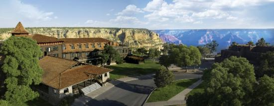 El Tovar Hotel in Grand Canyon National Park, Arizona, Image Source: http://www.grandcanyonlodges.com