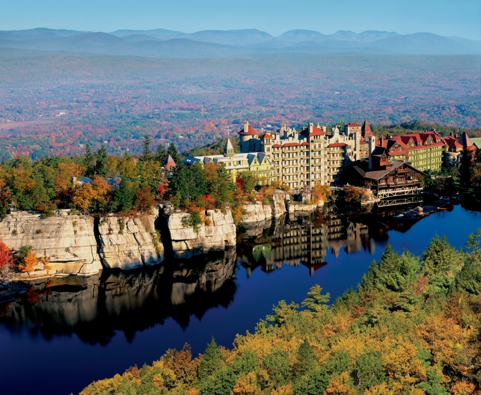 Solo Travelers Welcome at Historic Castle in New York, Mohonk Mountain House