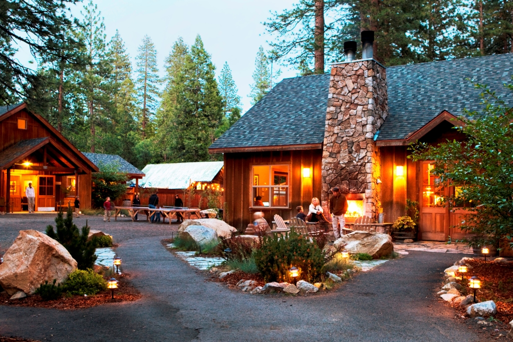 Evergreen Lodge in Yosemite National Park, Calif. Image Credit: Jae Feinberg
