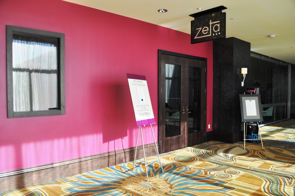 Zeta Bar & Sushi Lounge, Hilton Orlando Bonnet Creek, Fla.