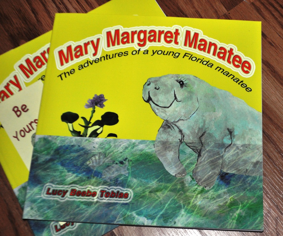 """""""Mary Margaret Manatee"""" Delivers the Message to Be Yourself."""