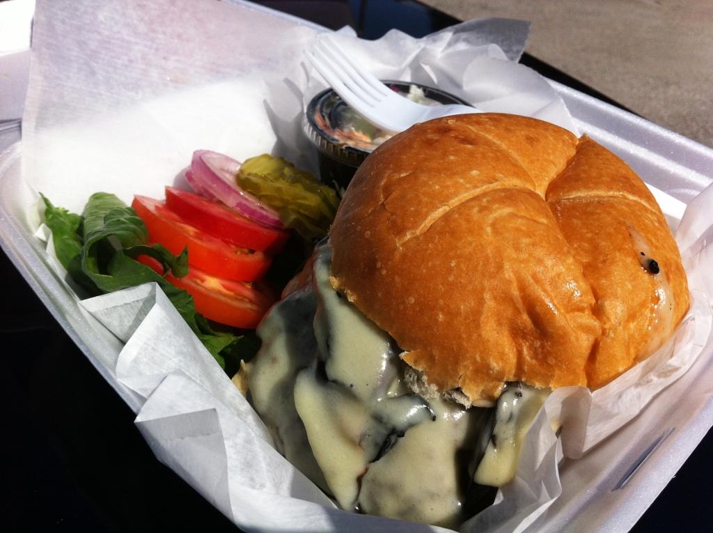 Ravenous Rhino Food Truck Menu