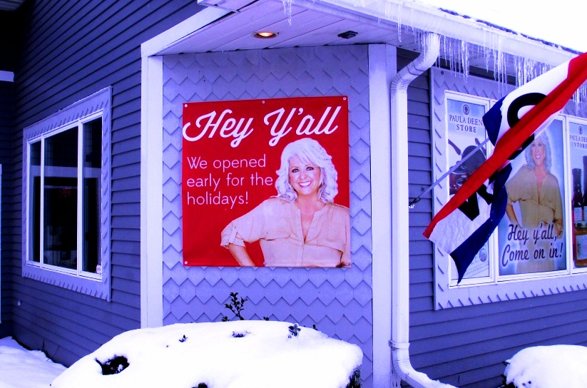 The Paula Deen Store is Open in Clarence, N.Y., Near Buffalo