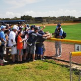 Video: A Fan's View of Tampa Bay Rays Spring Training in Port Charlotte, Fla.
