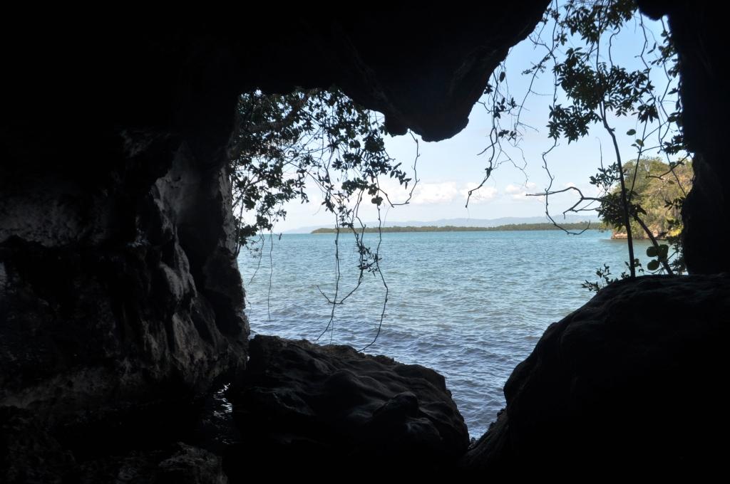 La Cueva de la Arena (Sand Cave), Los Haitises National Park