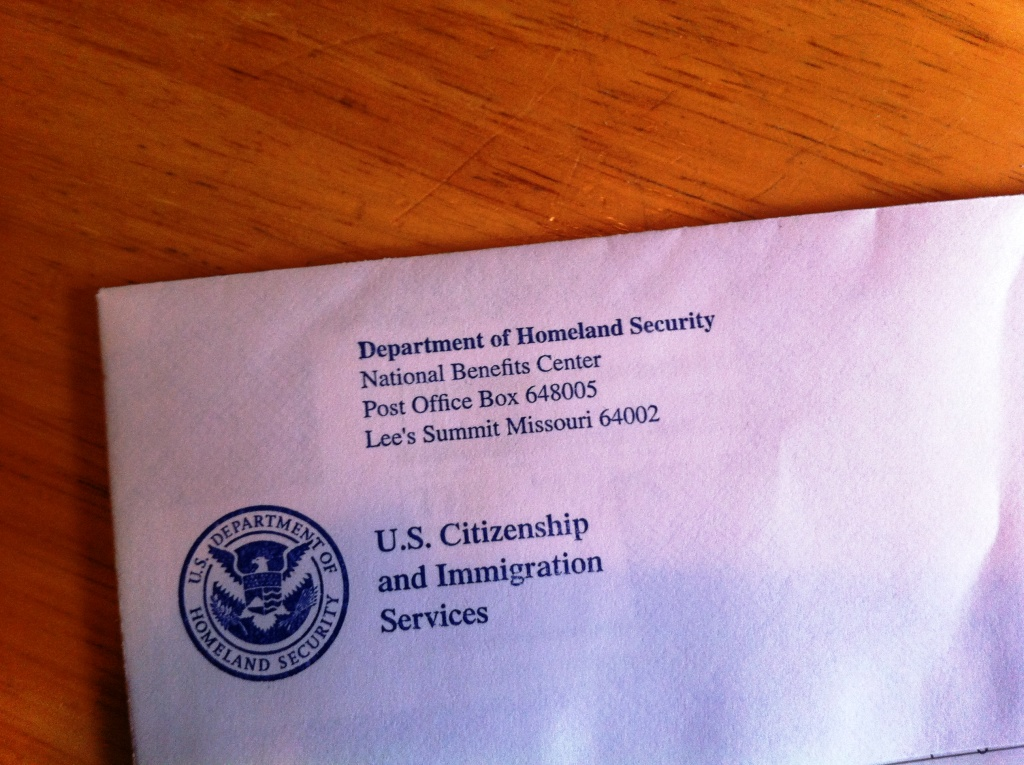 Hmm. This Letter from the Department of Homeland Security Landed in My Mailbox. Now What?