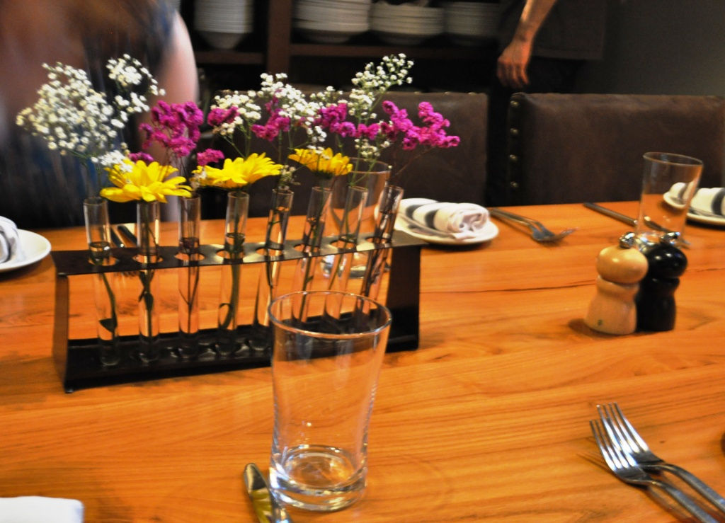 Locally-Sourced Ingredients are Used at the Southern Bistro, The River and Rail in Roanoke, Virginia